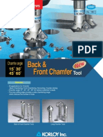 Chanfer Tools