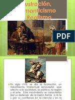 ilustracion, romanticismo