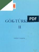 Göktürkler - Ahmet Taşağıl  2.cilt (3 Cilt)