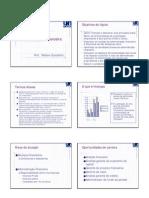 Gestão Financeira - Analise de Investimentos