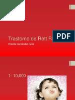 Trastorno de Rett F84...
