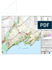Milford CT Slosh Map