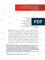 VIDA NASCENTE NAS SAGRADAS ESCRITURAS - Mario e José Odair