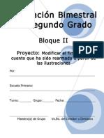 Proyecto 2 - 2° - Bloque II