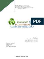 Ecucacion Ambiental.i Semstre Ing. en Sistemas