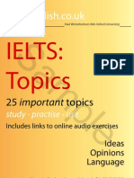 i e Lts Topic Language Sample v 2