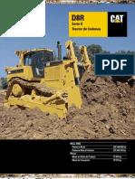 Catalogo Tractor Cadenas d8r 2 Caterpillar