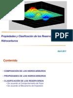 Clase 4 - Propiedades de Los Hidrocarburos