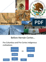 Mexican History- Phase 1