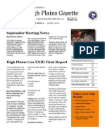 High Plains Gazette Vol 13