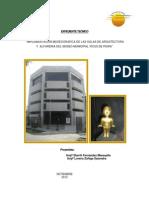 Implementacion Museografica de La Salas de Arquitectura y Alfareria Del Museo Municipal Vicus - Piura(1)