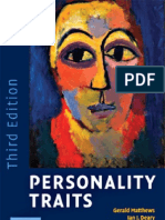 Personality Traits 3rd Edition