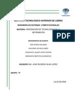 Documentacion de Servidor de Base de Datos en Windows Server 2003 Con SQL Server 2005
