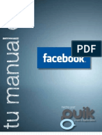 Manual para el uso de Facebook