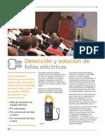 Deteccion y Solucion de Fallas Electricas