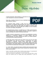 Entrevista Julio