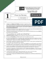 P2G1 Fiscal de Rendas