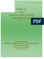 Agricultural Price & Marketing
