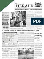 October 29, 2012 issue