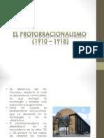 Protorracionalismo Expo Fin