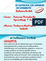 Diapositivas Software Scribd