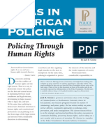 Greene (2010) - Policing Through Human Rights