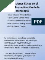 Implicaciones Éticas en el desarrollo y aplicación de - copia (1)