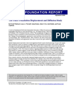 Weisburd Et Al. (2010) - The Police Foundation Displacement and Diffusion Study