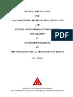ASD MVAC Specification