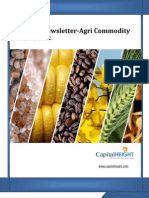 Weekly AgriCommodity Newsletter 29-10-2012
