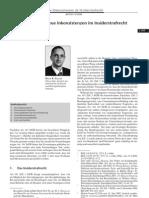 Gfeller, AJP 2008, Neue Inkonsistenzen Im Insiderstrafrecht