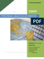 Infosys Strategic Analysis