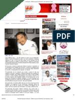 25-10-12 Periódico Express de Nayarit - Histórico apoyo de Roberto a las empresas_ Lenin