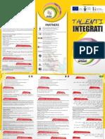 Brochure Talenti Integrati