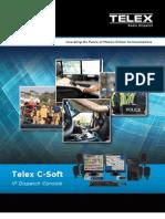 Telex C Soft Brochure