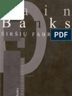 Iain Banks - Širšių fabrikas - The Wasp Factory