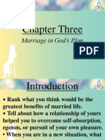 Ch 3 - Marriage in God's Plan