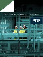 Global Status Ccs 2012