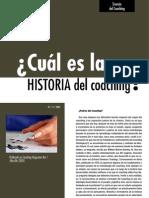 Historia Del Coaching UPAO