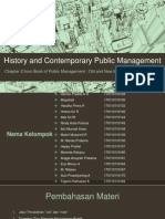 Review Buku History and Contemporary Public Management
