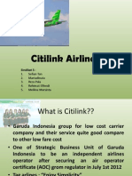 Citilink Airlines Final
