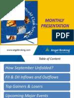 Monthly Advisory Presentation Sep