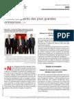 Appel des PDG de l'AFEP pour la baisse du coût du travail, octobre 2012