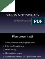 Wprowadzenie do Dialogu Motywującego