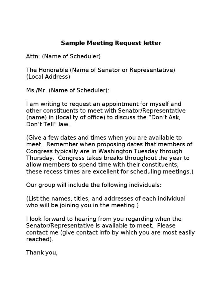 Meeting request letter spiritdancerdesigns Images