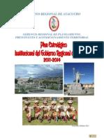 Plan Desarrollo Estrategico GRA