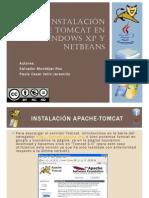 Instalacion de NetBeans y Apache