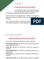 Consultas en Access 2007