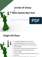 Bello Games Chess