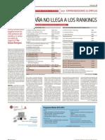 El MUNDO- Por qué no llega la universidad a los Ranking - 28-10-2012. Quique Rodríguez